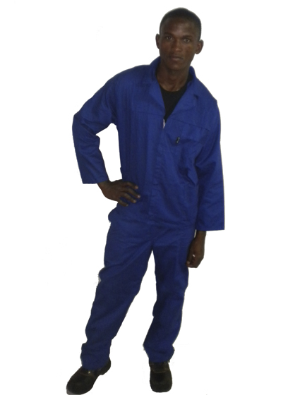 2PC J54 OVERALLS - 100% COTTON