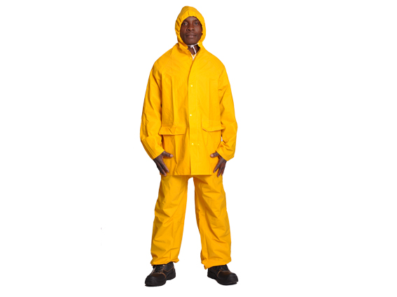 2PC PVC RAINSUITS