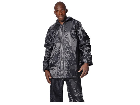 2PC RUBBERIZED RAINSUITS