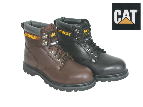 CATERPILLAR (CAT) SAFETY BOOTS & SHOES