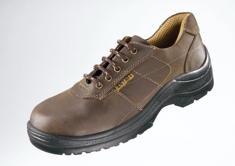 FRAMS BROWN EXECUTIVE SAFETY SHOE 2043