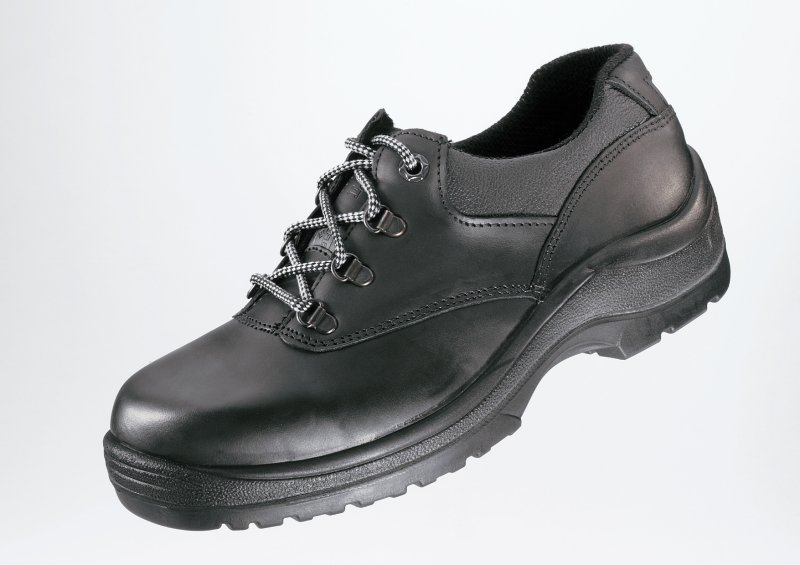 FRAMS BLACK EXECUTIVE SAFETY SHOE 2053