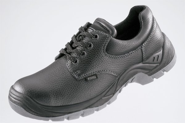 FRAMS BLACK SAFETY SHOES 2911