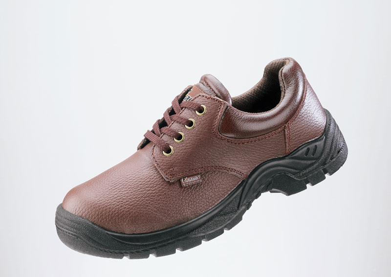 FRAMS BRPWN SAFETY SHOE 2912