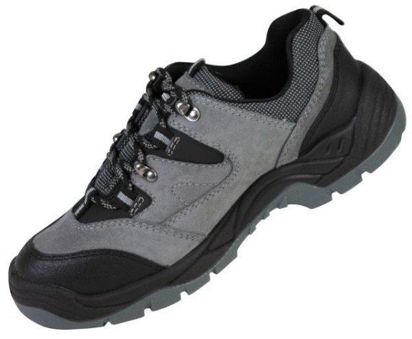 FRAMS GREY SPORT SAFETY SHOE 2923
