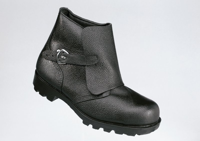 FRAMS BLACK SMELTER BOOT 6171