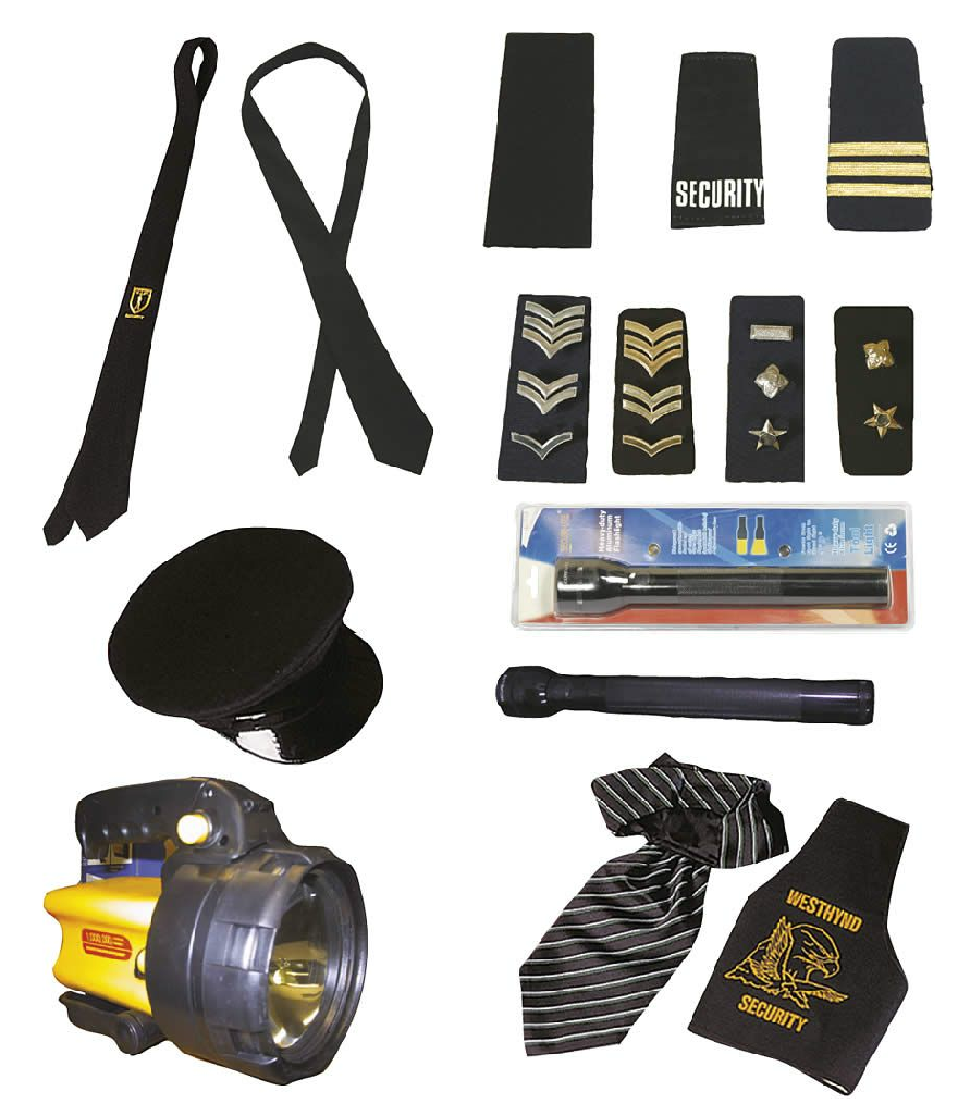 SECURITY ACCESSORIES 2