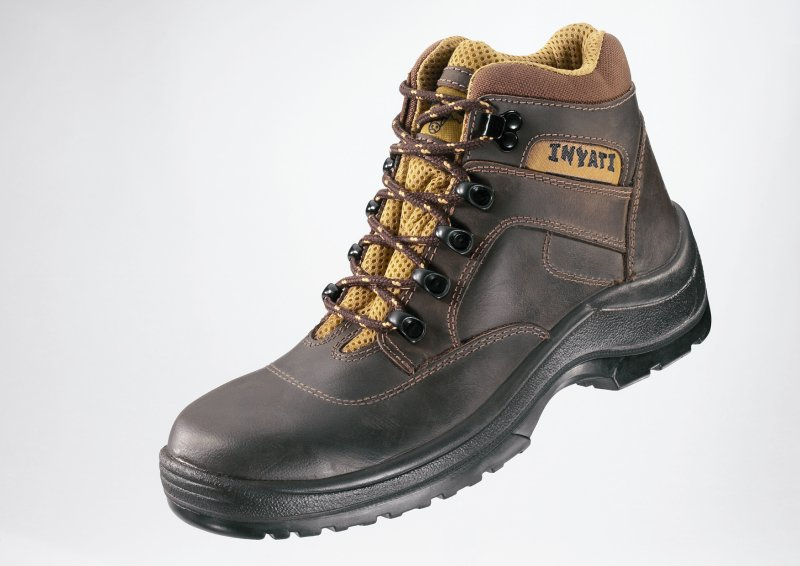FRAMS BROWN PRESTIGE HIKER BOOT 4043