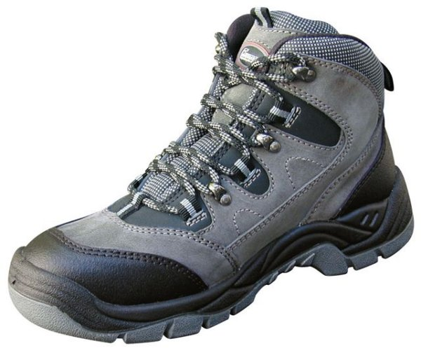 FRAMS GREY SPORT SAFETY CHUKKA BOOT 4923