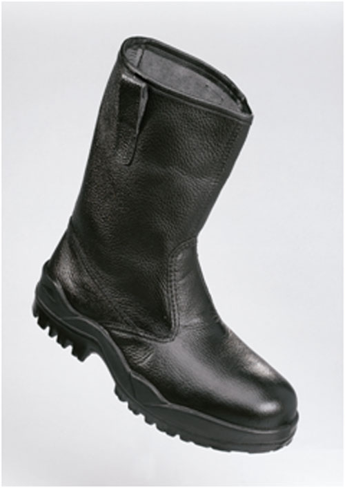FRAMS BLACK RIGGER BOOT 7093