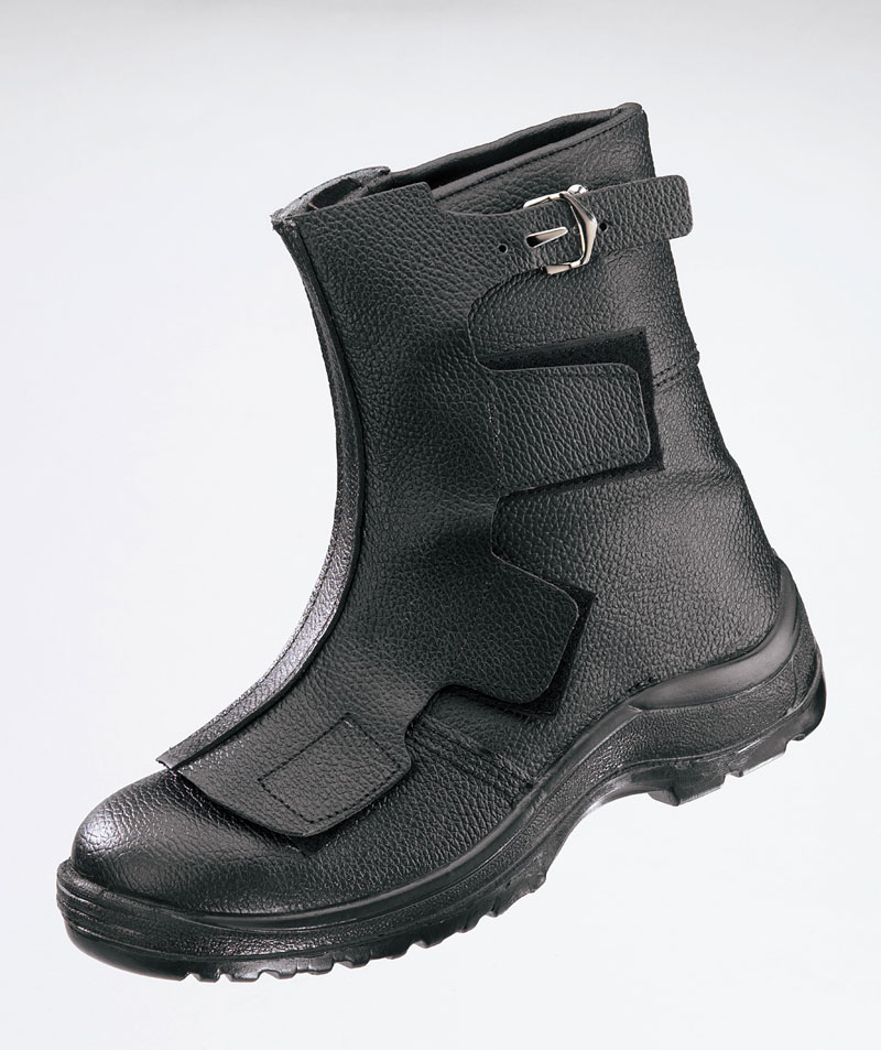 FRAMS BLACK SMELTER BOOT 8011