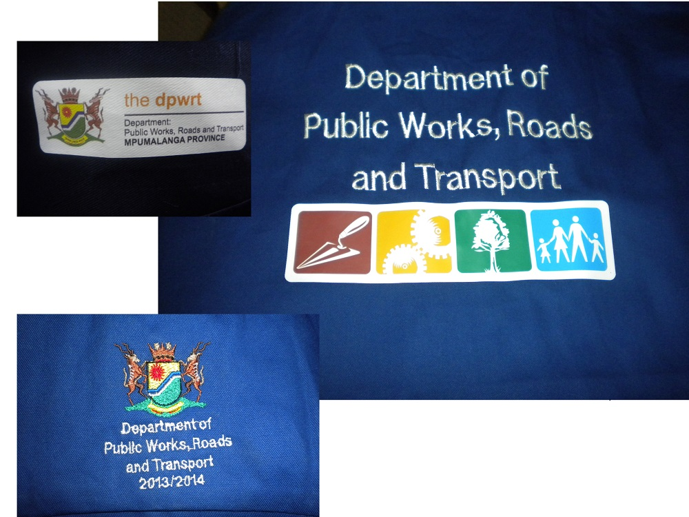 Department of Roads & Transport Overalls