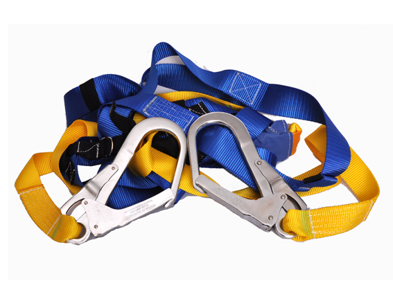 DOUBLE LANYARD HARNESS