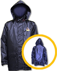 SECURITY PARKA JACKET